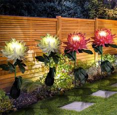 outdoorfigurinelight, art, Outdoor, solargardenlight