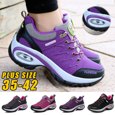 Sneakers, Outdoor, Platform Shoes, Ladies Fashion