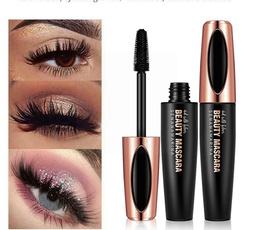 Makeup, Mascara, eyelash extensions, Beauty