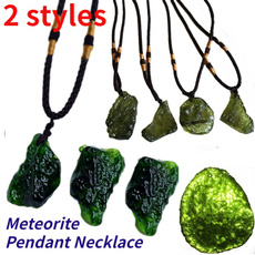Jewelry, Glass, Crystal, Green