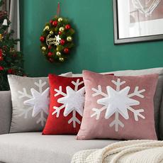 christmaspillow, Home & Kitchen, Fashion, velvet