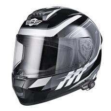 Headset, Motorcycle, Helmet, Bluetooth