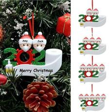 snowman, Christmas, christmaspendant, Tree