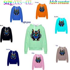 Headphones, Fashion, Sweaters, Cats