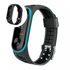 Wristbands, Waterproof, Silicone, Watch