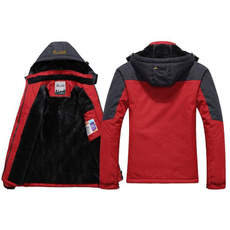 Jacket, hooded, mensjacketparkacoat, Winter