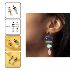 rhinestonesearring, Dangle Earring, Jewelry, pearls