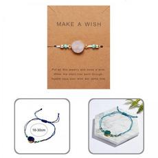 Jewelry, Beaded, beachbracelet, imitationnaturalstonebracelet