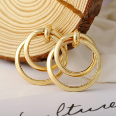 Fashion, Earing, gold, Beauty