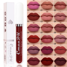 Lipstick, Beauty, Waterproof, nude