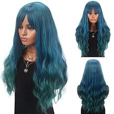wig, Blues, longwavywig, Cosplay