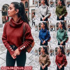 blouse, pulloverswater, Fashion, Necks