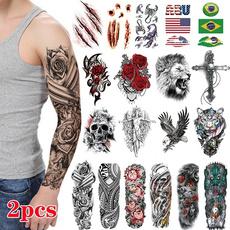 tattoo, tattoobodyart, art, Sleeve