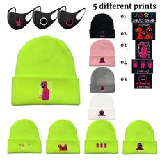 sports cap, Fashion, Cosplay, Winter