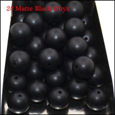 8MM, Stone, 10bead, onyx