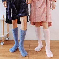 keepwarmsock, wintersock, Cotton Socks, velvet