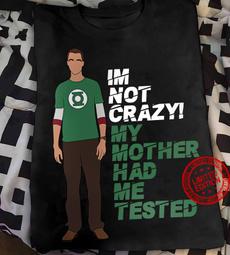 Mens T Shirt, menfashionshirt, bazinga, Shirt