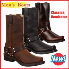 Fashion, Classics, Boots, Harness