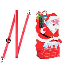 case, christmascaseswithlanyard, christmascactusphoneprotector, silicone case