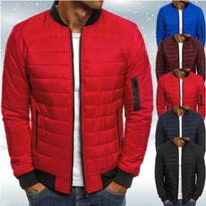 warmjacket, Winter, pufferjacket, zipperjacket
