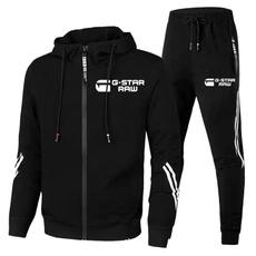 blacksportsuit, athleticset, zipeprhoodie, Winter