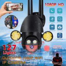 Outdoor, Waterproof, camerasurveillance, securitycameraswirele