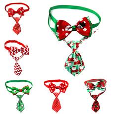 Pet Supplies, Dog Collar, Christmas, Necktie