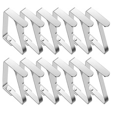 Steel, tableclothclip, Stainless Steel, forholidaytablebuffetpartybarbecue