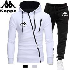 Plus Size, kappa, Long Sleeve, zippers