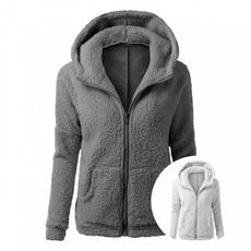 Jacket, hooded, Coat, Slim Fit