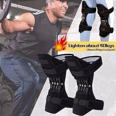 kneecap, crossfit, Elastic, black