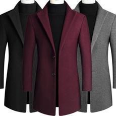 woolen, Casual Jackets, Fleece, Fashion