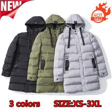Down Jacket, cottonjacket, fur, Winter