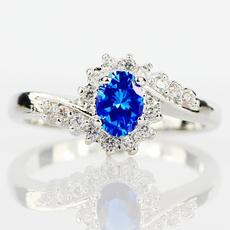 Couple Rings, Engagement, Princess, wedding ring
