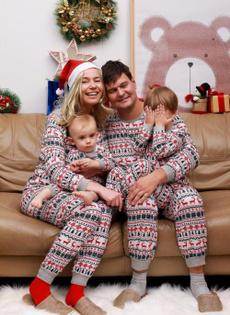 kids, pajamaset, Toddler, familymatchingoutfit