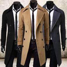 autumnwinter, Slim Fit, Winter, wool coat