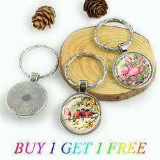 cute, buy 1 get 1 free, birdkeyring, Key Chain