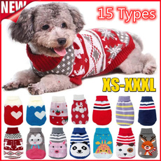 Vest, Fashion, knittedsweaterforpet, petsclothe