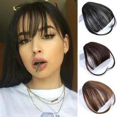 wig, bangswig, bangshairclip, Fashion