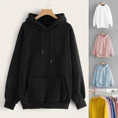 Fleece, hooded, Winter, Sleeve
