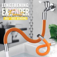 Bathroom, hose, 360degreerotation, Extension