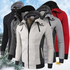 Casual Jackets, sportjacket, Winter, fleecejacket