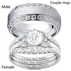 platinum, wedding ring, gold, Engagement Ring