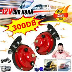 vehiclehorn, Electric, snailhornforcar, 300db