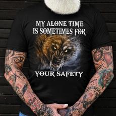 Fashion, angrywolftshirt, Graphic T-Shirt, Gifts