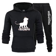 hoodiesformen, Fashion, hoodiespantsset, Sleeve