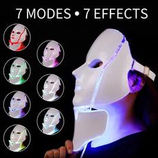 ledfacelighttherapy, ledmask7color, lighttherapymask, led