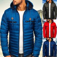 Jacket, cardigan, Cotton, Winter