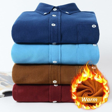 Autumn, Fleece, Fashion, flannelshirt