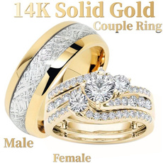 8MM, DIAMOND, wedding ring, gold